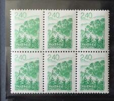 Timbres n°2950 par 6 neufs** sous plastique. Les régions françaises. Vosges
