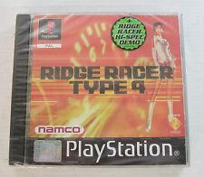 ridge racer type 4 nuovo sigillato