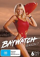 BAYWATCH : COMPLETE SEASON 7 (english cover) -   DVD - UK Compatible -sealed