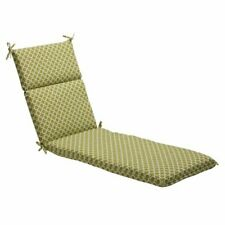 """Pillow Perfect Outdoor/Indoor Hockley Pear Chaise Lounge Cushion 72.5"""" x 21"""" ..."""