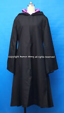 Masked Man Tobi Black Cloak Cosplay Costume Size L Human-Cos