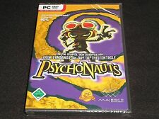 Psychonauts - PC - complete GERMAN version - very rare