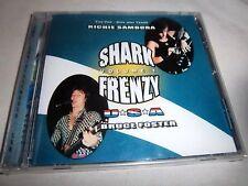 RICHIE SAMBORA-SHARK FRENZY VOLUME 1-BRUCE FOSTER NEW SEALED CD
