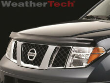 WeatherTech Stone & Bug Deflector Hood Shield for Nissan Frontier - 2005-2014