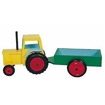 Hobbies planes para hacer un gran Tractor & Trailer p727