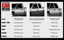 """1999-2013 FORD F250HD SUPER CREW CAB 6"""" S/S SIDE STEP NERF BAR RUNNING BOARD"""