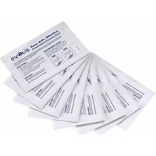 Evolis A5002 Alcohol Cleaning Cards - Qty. 50
