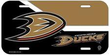 Nhl® Mighty Ducks (Anaheim) License Plate - Team Booster