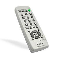 Remote Control for Sony HCD-BX3, HCD-BX5, MHC-BX3, MHC-BX5