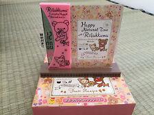 Rilakkuma Deer Photo / Picture Frame & Digital Clock w/ Gift Box, San-X Kawaii