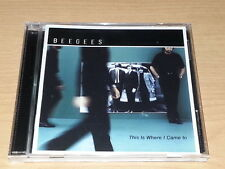 BEEGEES THIS IS WHERE I CAME IN CD 2001.