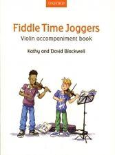 FIDDLE TIME JOGGERS Violin Accompaniment