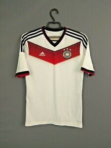 Germany Jersey 2014 2015 Home KIds 15-16 y Youth Shirt Trikot Adidas G75073