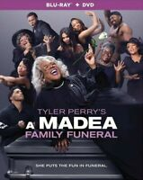 Tyler Perry's A Madea Family Funeral on Blu-Ray and DVD Movie