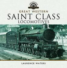 More details for great western saint class locomotives by laurence waters (hardcover, 2017)