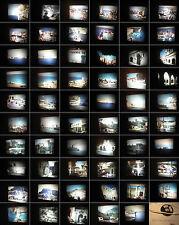 8 mm Film-Privat von 1977-Schiff Ithaca an Bord-Fahrt Rhodos Stadt-Antic Films