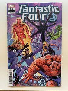 Fantastic Four #25 1:50 Bradshaw Variant Marvel Comics 2020