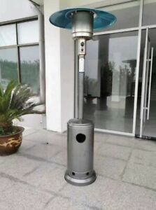 Patio Heater Gas Mobile Garden Outdoor Free Standing.  /AVAILABLE AT 10TH MAY/