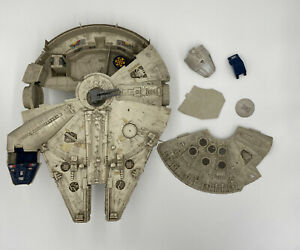 STAR WARS Millennium Falcon Spaceship Vintage Toy 1979 PRE-OWNED Spares Repairs