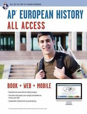 Advanced Placement (AP) All Access: AP European History by European History...