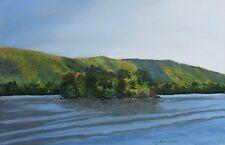 Mountain Shadows Smith Mountain Lake (10.5 x 15.4) --Giclee Print