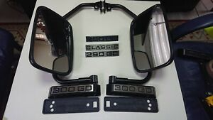Mercedes Benz G Class W460-W461 edition pur professional rear view mirrors