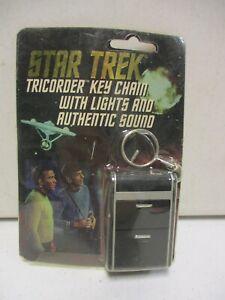 1995 Star Trek Tricorder Keychain with Lights and Sound
