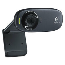 Logitech HD C310 Portable Webcam 5MP Black 960000585