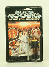 Vintage Mego Buck Rogers in the 25th Century Draconian Guard MOC