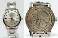 Orologio Regis mechanical watch caliber AS 1803 vintage clock 17 jewels montre