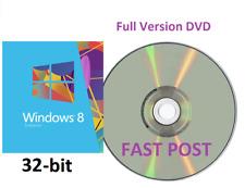 Windows 8.1 Enterprise 32-Bit + Bootable Installation DVD Full Version 8HOME PRO