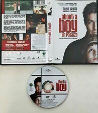 About a boy (2002) DVD