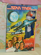 "vintage Mego Star Trek 12.5"" CAPT. KIRK in box"