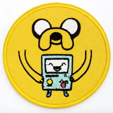 "Adventure Time Jake & Beemo 3.5"" Embroidered Patch- USA Mailed (AVPA-04)"