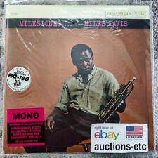 Miles Davis - Milestones Viny LP RSD 180g MONO NEW Sealed FREE USA Shipping