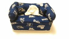 Sports Duke Tissue Box Covers   Sofa Pattern   NFL and College