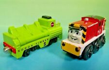 Sodor Timber Company + Salty - Thomas & Friends Tank Engine Train Metal Diecast