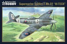 "Supermarin Spitfire Mk.22 ""HI-TECH""72127 Airplane Special Hobby 1:72"