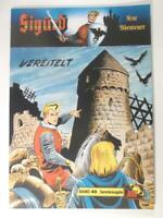 SIGURD NEUE ABENTEUER Heft # 49 Mohlberg Verlag ab 2011 Zustand 1