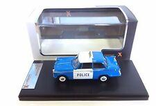 Triumph Herald Saloon UK Police 1959 - PREMIUM X 1:43 DIECAST MODEL CAR PRD323