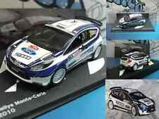 coche>car>voiture >Ford Fiesta S2000 > Rallye Mte-Carlo 2010 > Ixo/Altaya 1:43