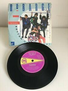 "DeBarge - Rhythm Of The Night - 7"" Vinyl Single"