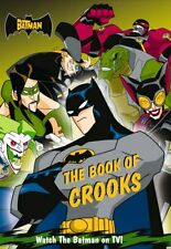 Batman _ The Book Of Crooks __ Nuevo __ ENVÍO GRATIS GB