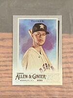 2020 Topps Allen and Ginter Hot Box Silver #162 Kyle Tucker - Houston Astros