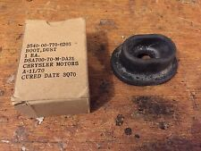 Dodge M37 M43 G741 Accelerator Pedal Dust and Moisture Boot