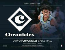 Panini Chronicles 2019/20 Basketball Hobby Box