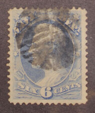 Scott O38 - 6 Cents Navy Official Used - Nice Stamp - SCV - $25.00