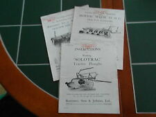 Ford Tractor Manuals/Handbooks