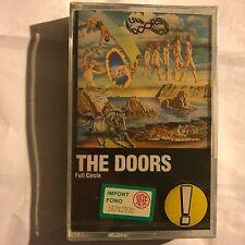 THE DOORS • Full Circle • Cassetta Mc • NUOVA SIGILLATA