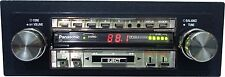 Vintage Car Stereo Cassette Player AM/FM Panasonic CQ-8700EU (((Old School)))